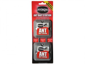 Nippon Ant Bait Station (Twin Pack)