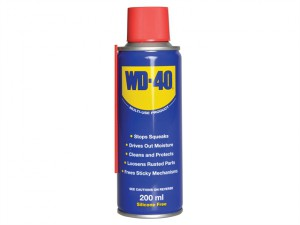 WD-40 Multi-Use Maintenance Aerosol 200ml