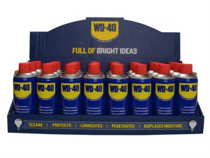 WD-40 Multi-Use Maintenance Product 400ml (Case of 24)