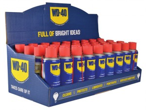 WD-40 Multi-Use Maintenance Aerosol 200ml (Case of 36)