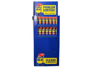WD-40 Multi-Use Maintenance Smart Straw 400ml (Case of 56)