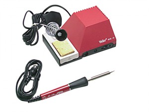 WHS40 Temperature Controlled Solder Iron