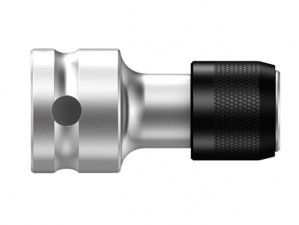 8784 C2 Zyklop Bit Adaptor 1/2in Square Drive to 5/16in Hex Bit
