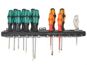 Kraftform Plus XXL Artisan Screwdriver Set of 12 SL / PH / PZ