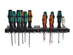 Kraftform Plus XXL Artisan Screwdriver Set of 12 SL / PH / PZ / TX