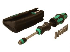 Kraftform Kompakt 20 Screwdriver Bit Holding Set of 7