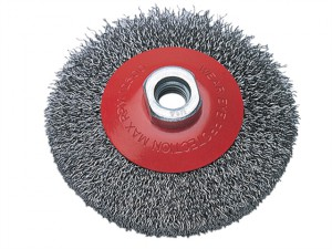 2705 Conical Wire Brush - M14 Thread