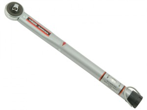 Slim Torque Wrench 3/8in Drive 15-70Nm (10-50 ft.lb)