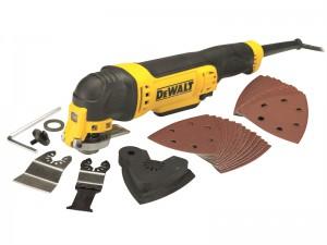 DEWALT DWE315 Corded Multi Tool 300 Watt 240 Volt