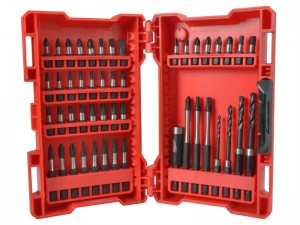 Milwaukee Impact Duty Shockwave Accessory Set 48 Piece