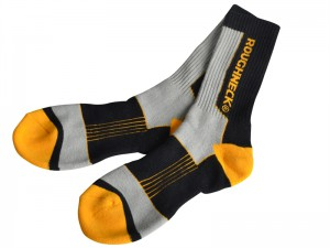 Roughneck Compression Work Boot Socks - Twin Pack