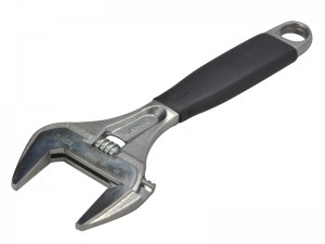 Bahco Wide Mouth Adjustable Wrench 200mm (8in)