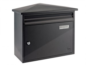 Texas Postbox Black