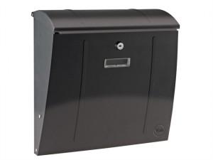 Delaware Postbox Black