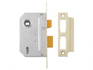 PM246 Internal 2 Lever Mortice Sashlock Polished Chrome 67mm 2.5in