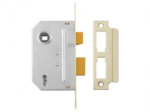 PM246 Internal 2 Lever Mortice Sashlock Polished Chrome 80mm 3in