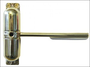 P-YSMDC Surface Mounted Door Closer Chrome