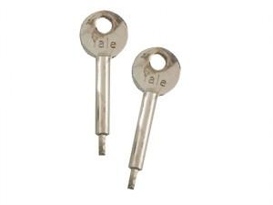 Two Keys For Window Lock 8K109