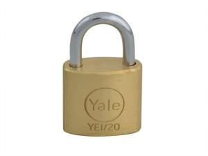YE1 Brass Padlock 20mm