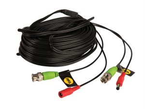 HD-BNC15 BNC / Power Cable 15m