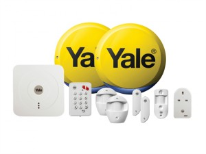 SR-340 Smart Home Alarm View & Control Kit