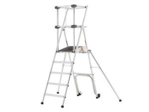 Profort Work Platform Platform Height 0.70m 3 Rungs