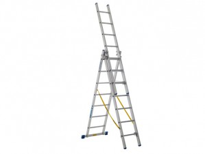 Skymaster Trade Combination Ladder 3-Part 3 x 6 Rungs