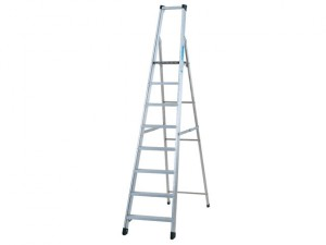 Industrial Platform Steps Platform Height 2.56m 12 Rungs