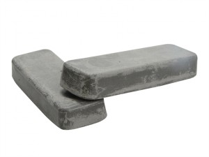 Abramax Polishing Bars (Pack of 2) - Grey