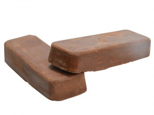 Tripomax Polishing Bars (Pack of 2) - Brown