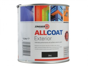 ALLCOAT® Exterior Black Primer / Finish 1 Litre
