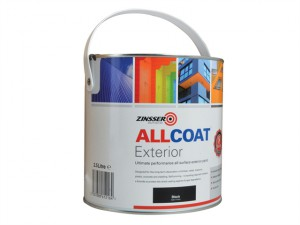 ALLCOAT® Exterior Black Primer / Finish 2.5 Litre