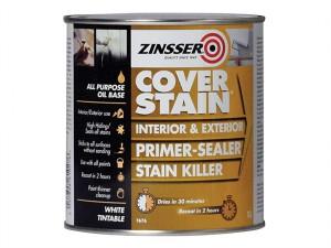 Cover Stain Primer - Sealer 1 Litre