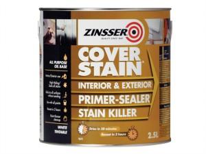 Cover Stain Primer - Sealer 2.5 Litre