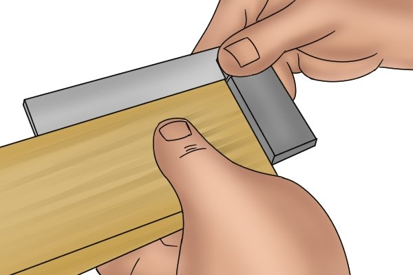 how to draw a tri square