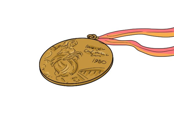 Olympic bronze medal is an alloy of mainly copper and tin