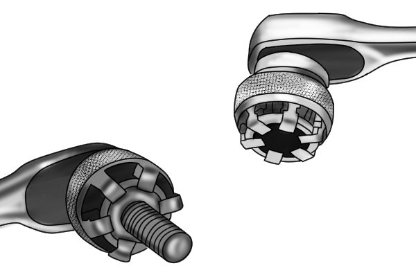 Adjustable Multi Sockets Can Be Used To Turn Many Different Sizes Of  Fasteners