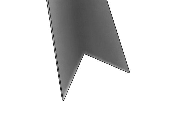Tissot garden trowel blade