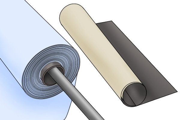 Length of flexible magnetic sheet