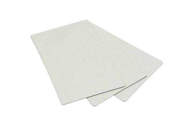 Pre-cut magnetic sheet - magnetic label