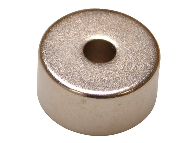 Neodymium iron boron ring magnetic disc