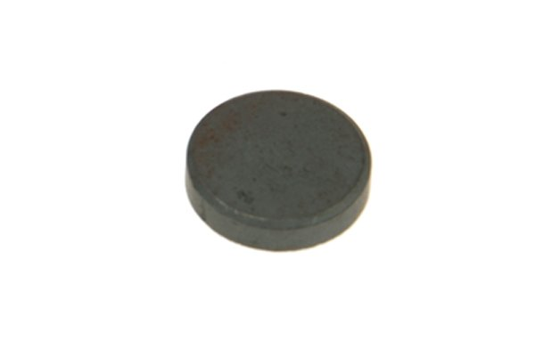 Black Epoxy coated Disc Magnet