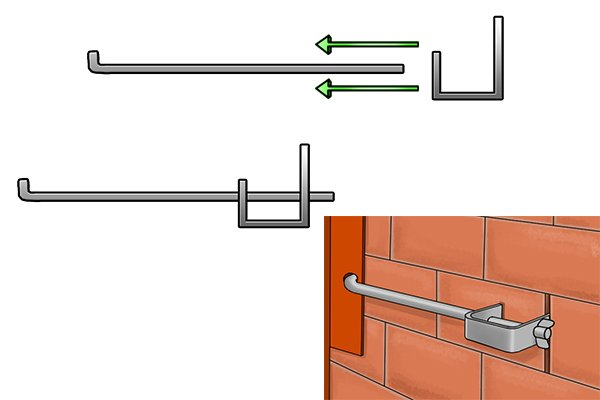 Bolt and Clamp Bracket