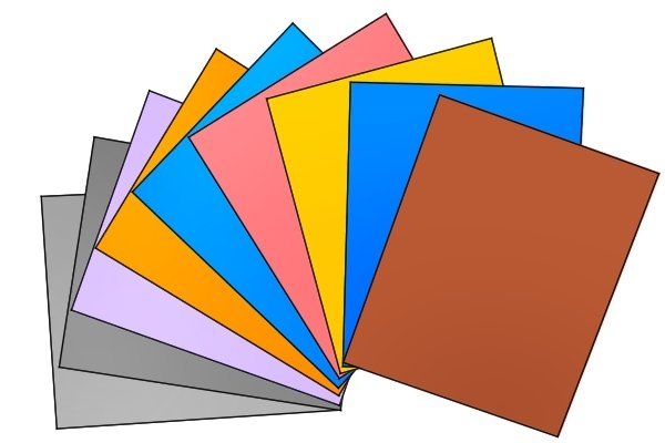 uPVC plastic sheets