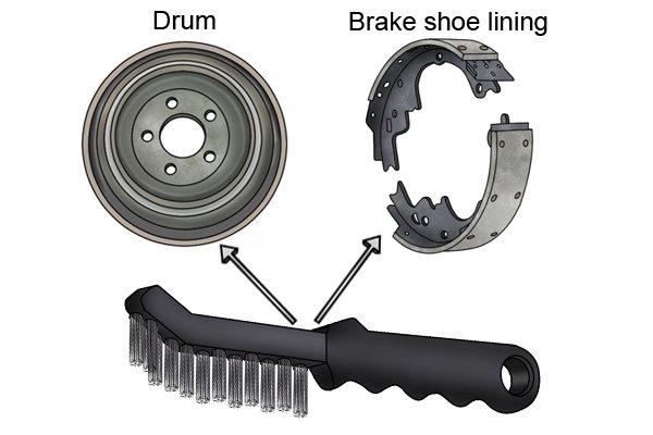 Drum Brake Lining : Which brake caliper brush should you use