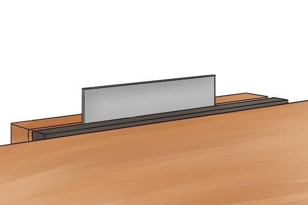 Cabinet scraper, card scraper, clamp, smooth, edges, blade, diamond stone, tools, scraping, woodwork, carpenter, DIYer.
