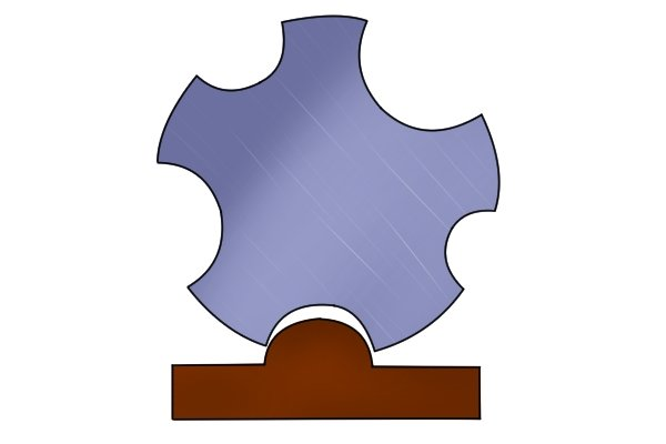 Cabinet scraper, card scraper, concave and convex cabinet scrapers, carpenter, woodwork, scraping, DIYer.
