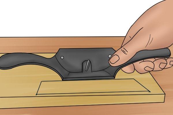 Cabinet scraper, card scraper, two handled cabinet scraper, insert blade, cast iron, high carbon steel, scraping, woodwork, carpenter, DIYer.