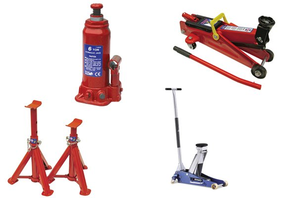Car and trolley jacks, axle stands, bottle jack, trolley jack, racing jack, vehicles, maintenance, mechanics, DIYers, wonkee donkee, hydraulic.
