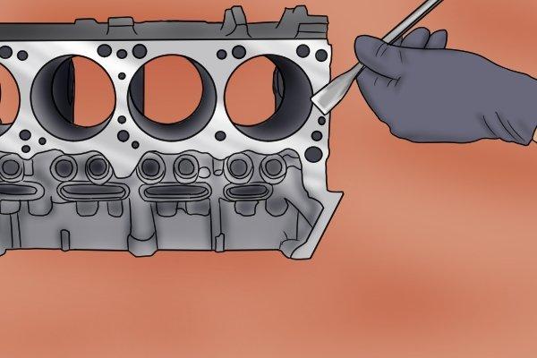 Gasket scrapers, gasket, scraping, specialist mechanic tools, automotive, mechanic, DIYer, maintenance, wonkee donkee.